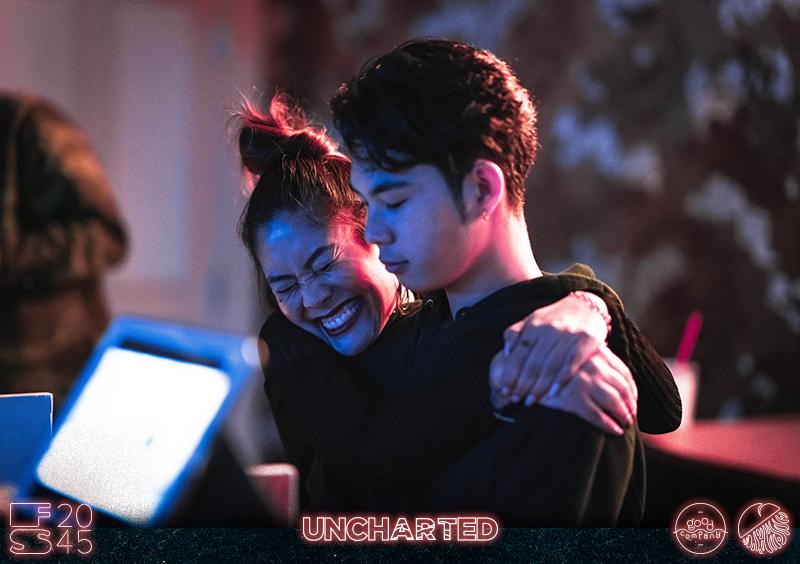 FuturScape 2045 Event Image - Mom hugging son