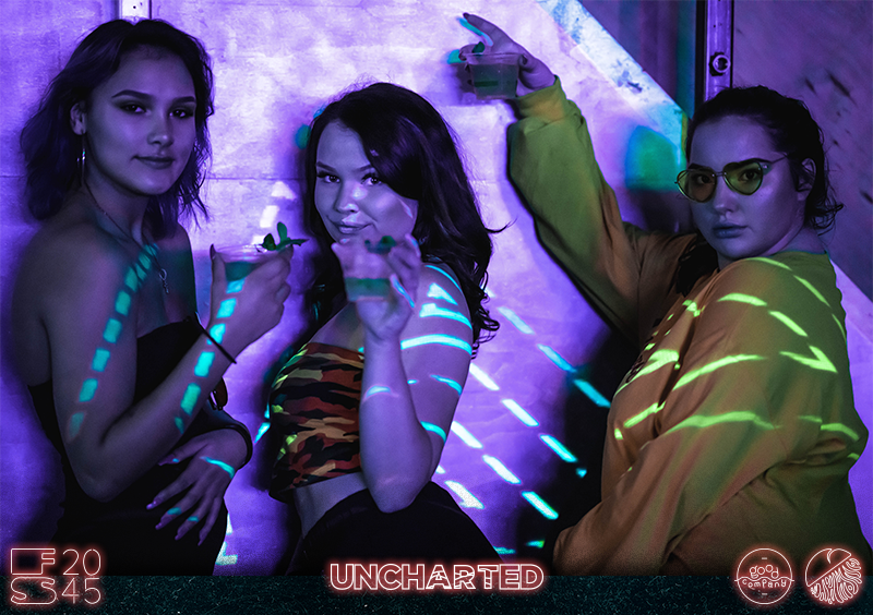 FuturScape 2045 Event Image - Women posing