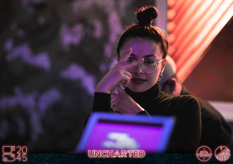 FuturScape 2045 Event Image - Woman posing