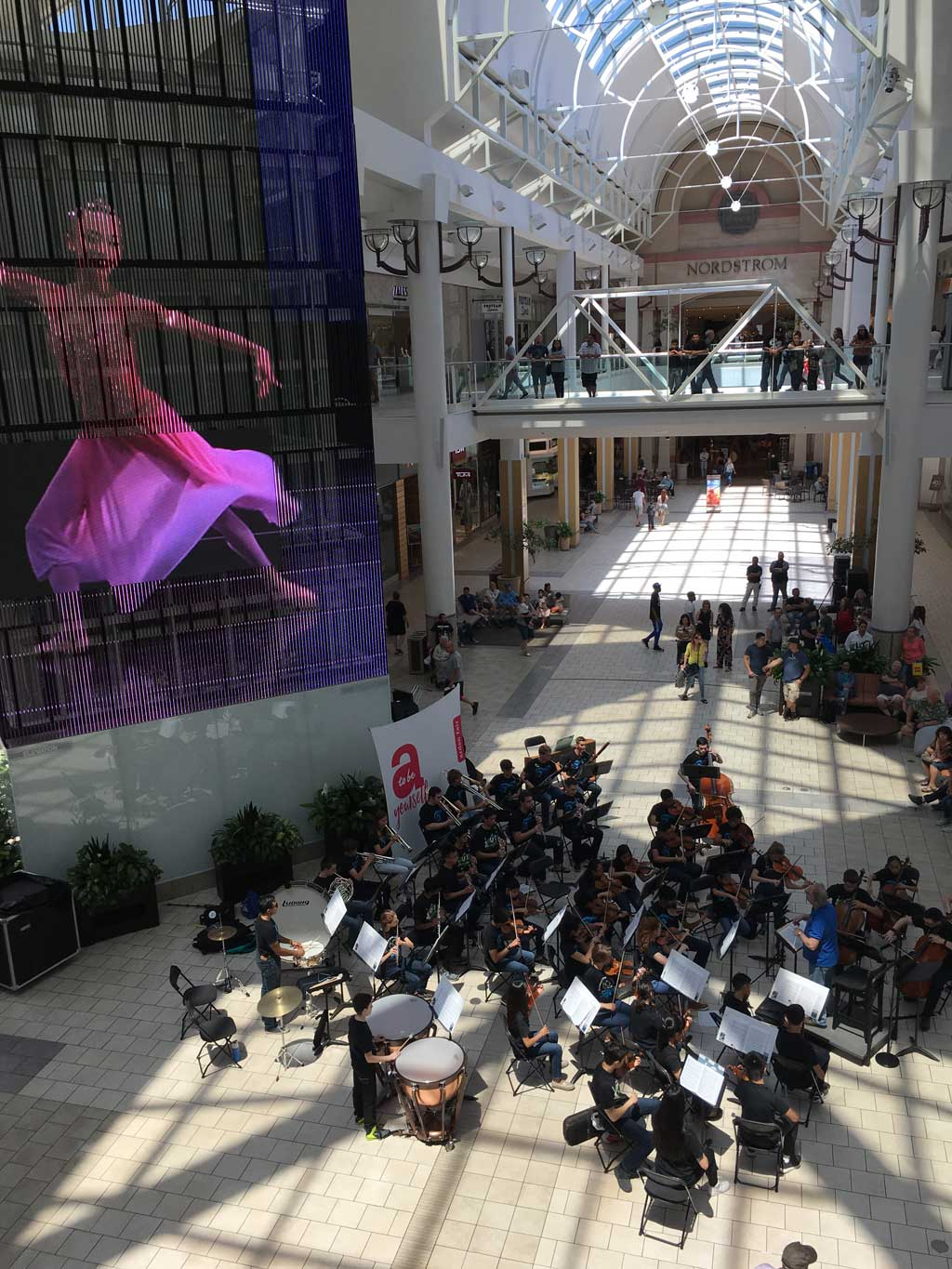 Image of Sac Youth Symphony Music Event - Band playing