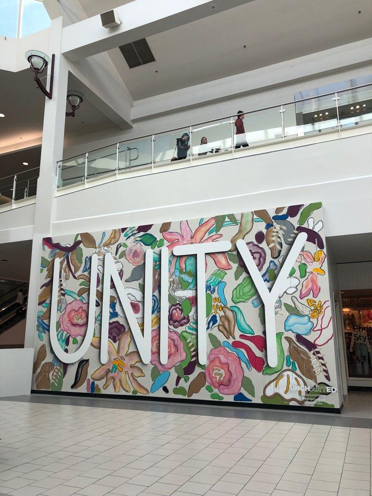 Image of Floral Unity Mural